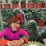 Dana Frigerio di Blossomzine e Frida Kahlo